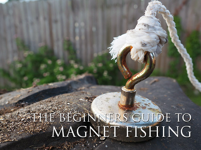 A Step by Step Beginners Guide To Magnet Fishing