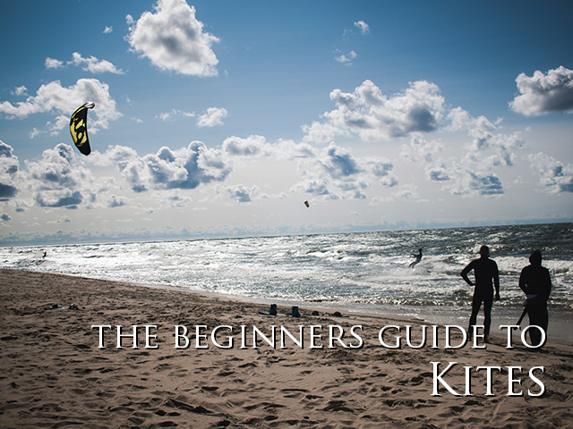 How To Fly A Kite For Beginners
